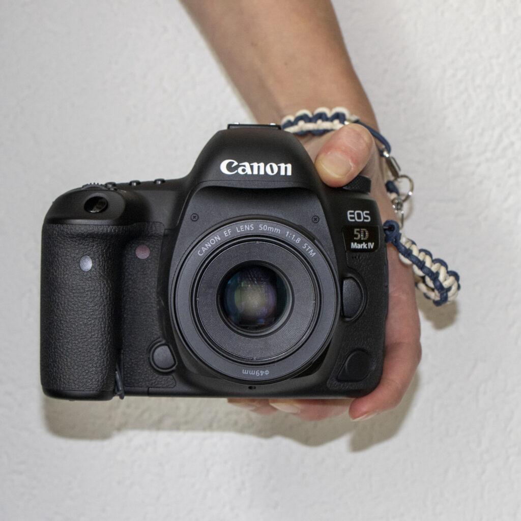Praktisches Kameraarmband