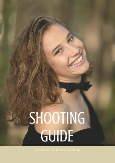 Deine Fotografin in Bern: Kostenloser Shootingguide bei Terminfestlegung